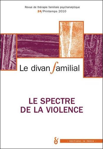 n°24 – Le spectre de la violence