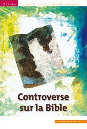 Pardès n°50 – Controverse sur la Bible