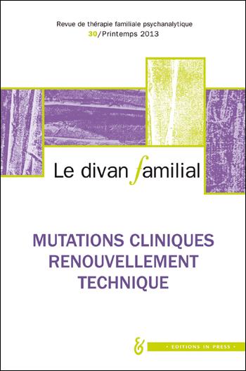n°30 – Mutations cliniques, renouvellement technique
