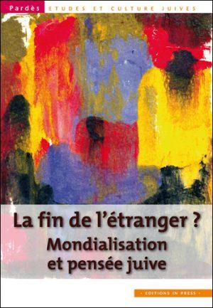 Pardès n°52 – La fin de l'étranger ?