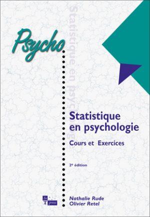 Statistique en psychologie