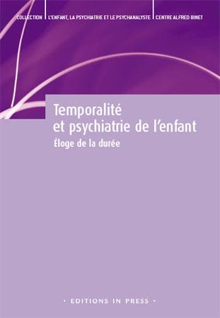 Temporalité et psychiatrie de l'enfant