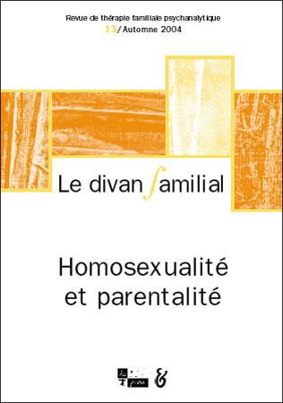n°13 – Homosexualité et parentalité