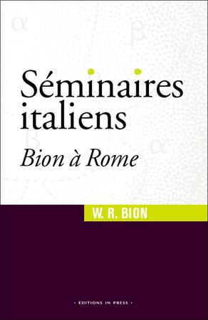 Séminaires italiens