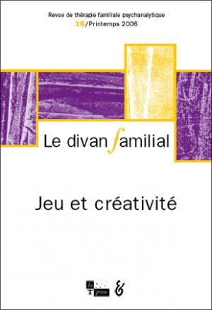 Le Divan familial n°16 – Jeu et créativité