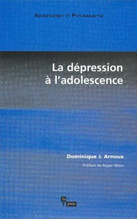 La dépression à l'adolescence