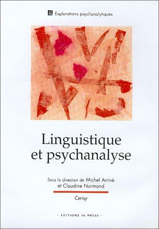 Linguistique et psychanalyse
