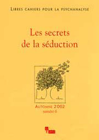 n° 6 – Les secrets de la séduction