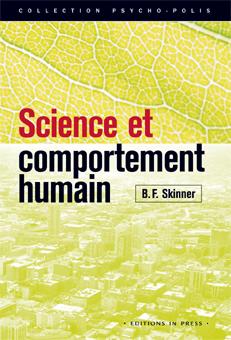 Science et comportement humain, 3e édition