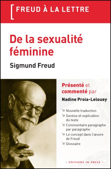 De la sexualité féminine, Sigmund Freud