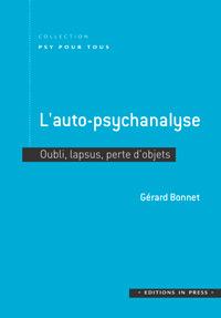 L'auto-psychanalyse