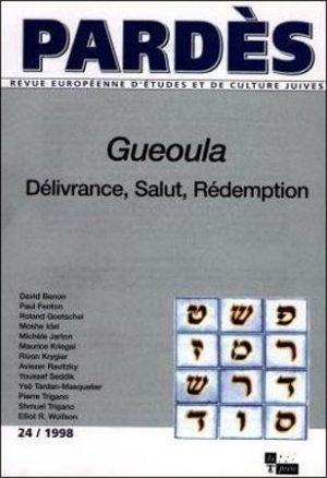 Pardès n°24 – Gueoula