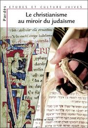 Pardès n°35 – Le christianisme au miroir du judaïsme