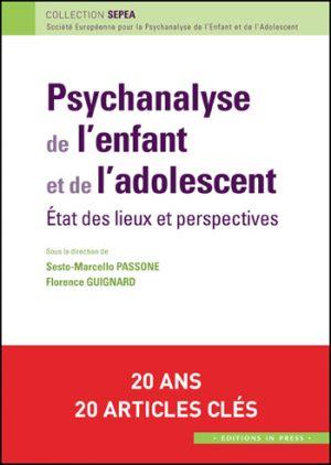 Psychanalyse de l'enfant et de l'adolescent