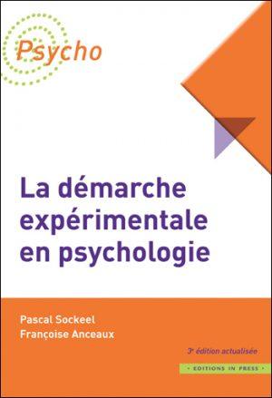 La démarche expérimentale en psychologie