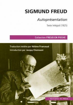 Sigmund Freud, Autoprésentation (1925)