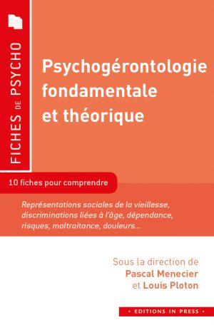 Psychogérontologie fondamentale et théorique
