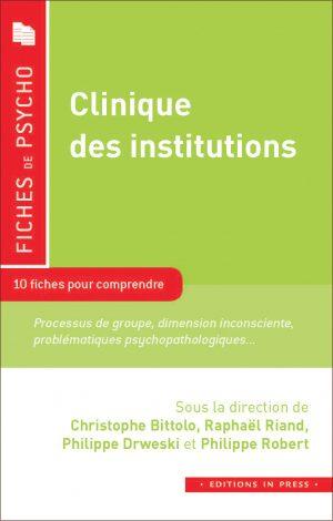Clinique des institutions