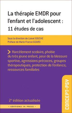 La thérapie EMDR pour l'enfant et l'adolescent – 2e éd. actualisée